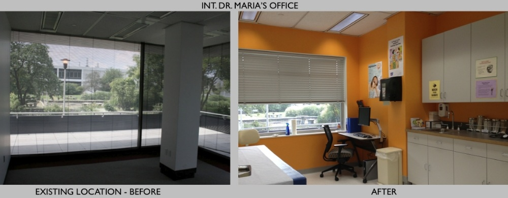 Dr. Maria's Office