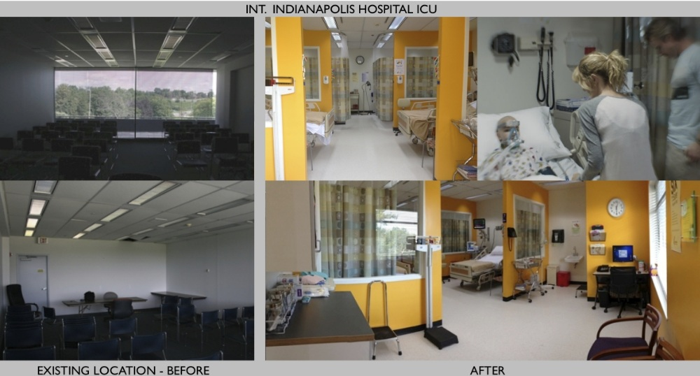 Indianapolis Hospital ICU