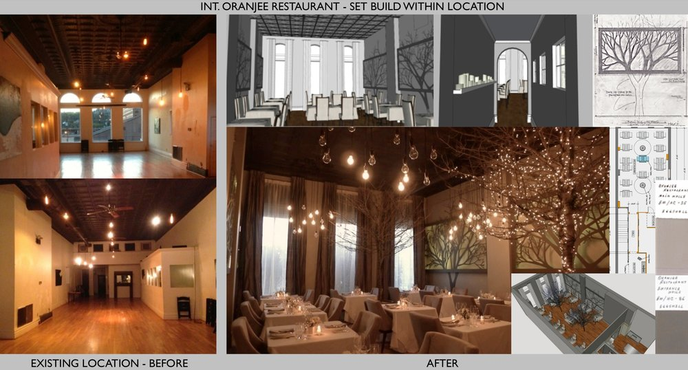 Oranjee Restaurant