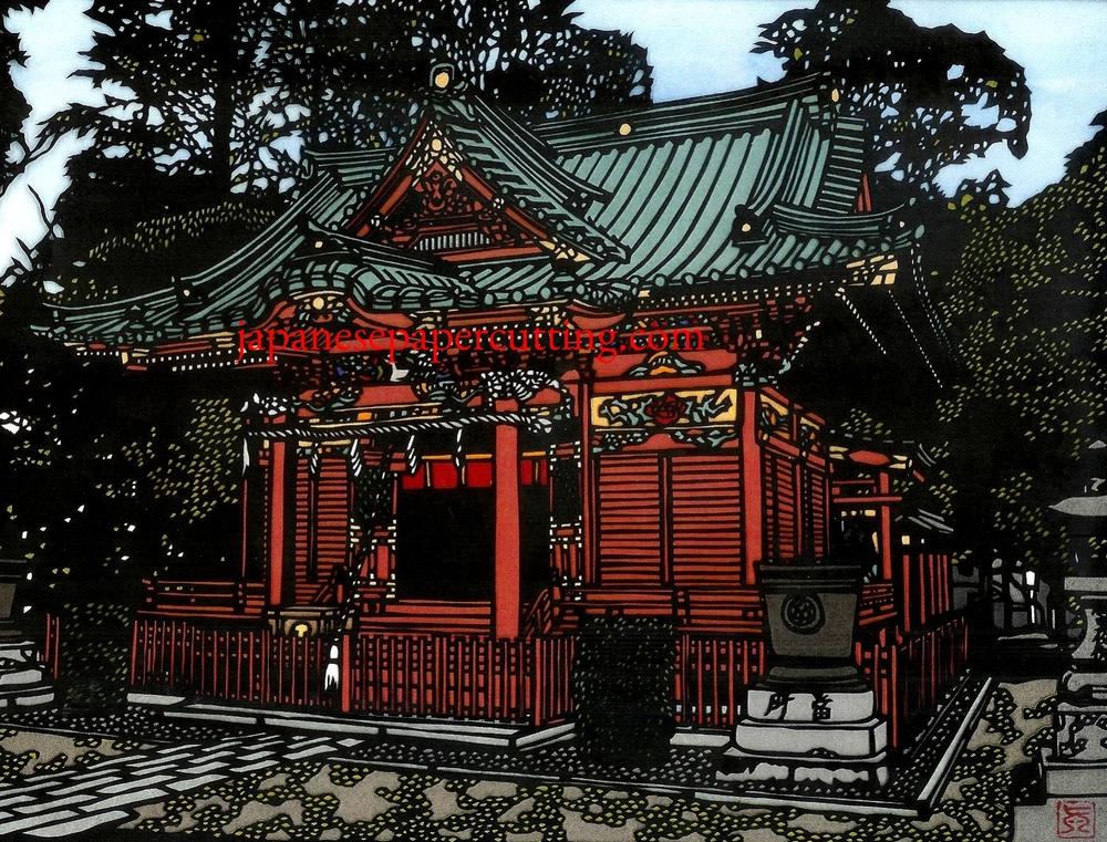 Temple | Japan | 2012