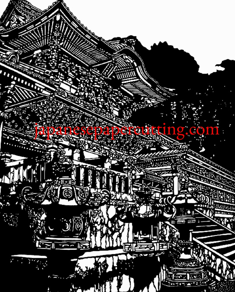 Yomeimon Gate | Nikko, Tochigi, Japan | 2011