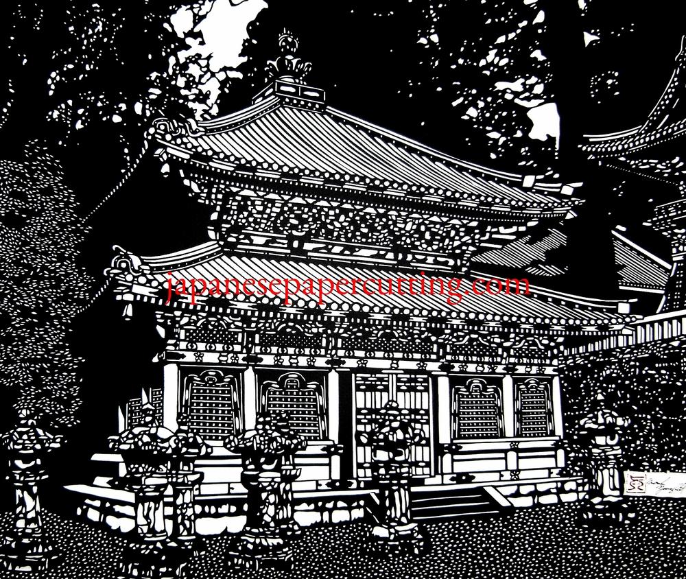 Sutra Storehouse | Nikko, Tochigi, Japan | 2011