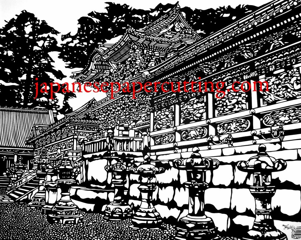 Yomeimon Gate II | | Nikko, Tochigi, Japan | 2011