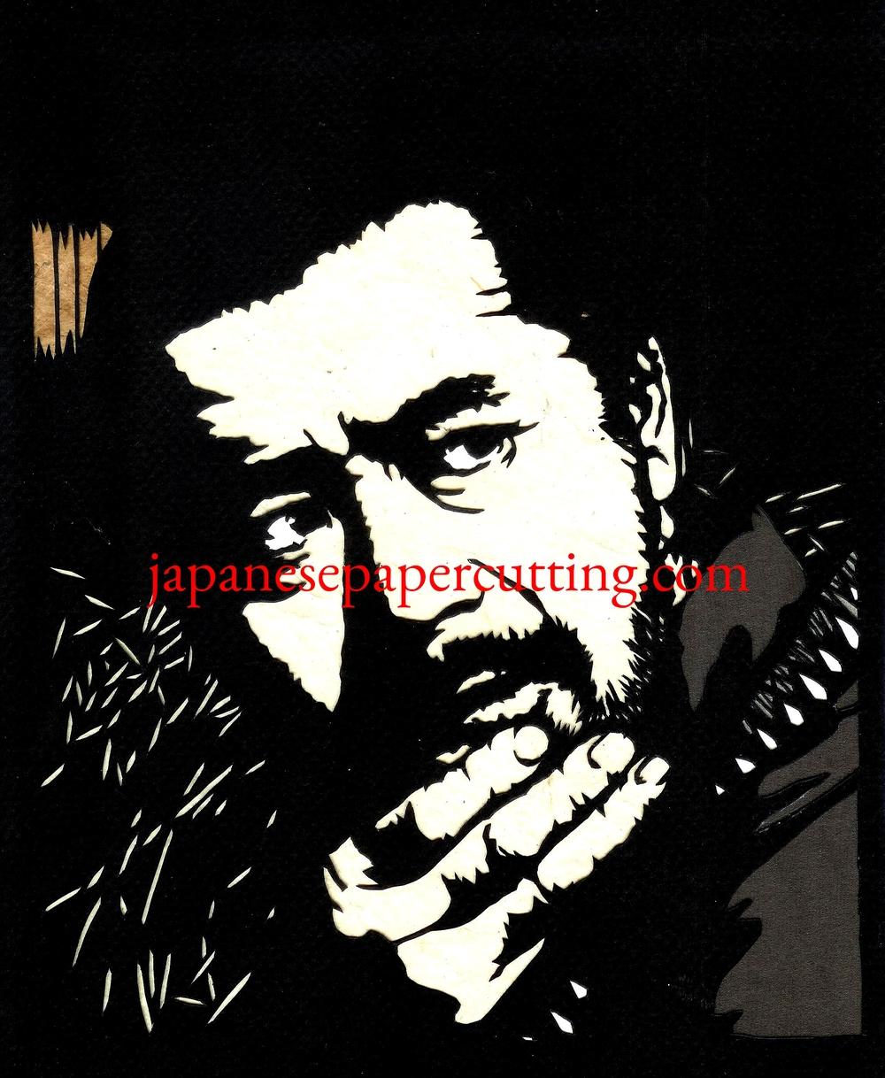 Toshiro Mifune (Colour) | 2013