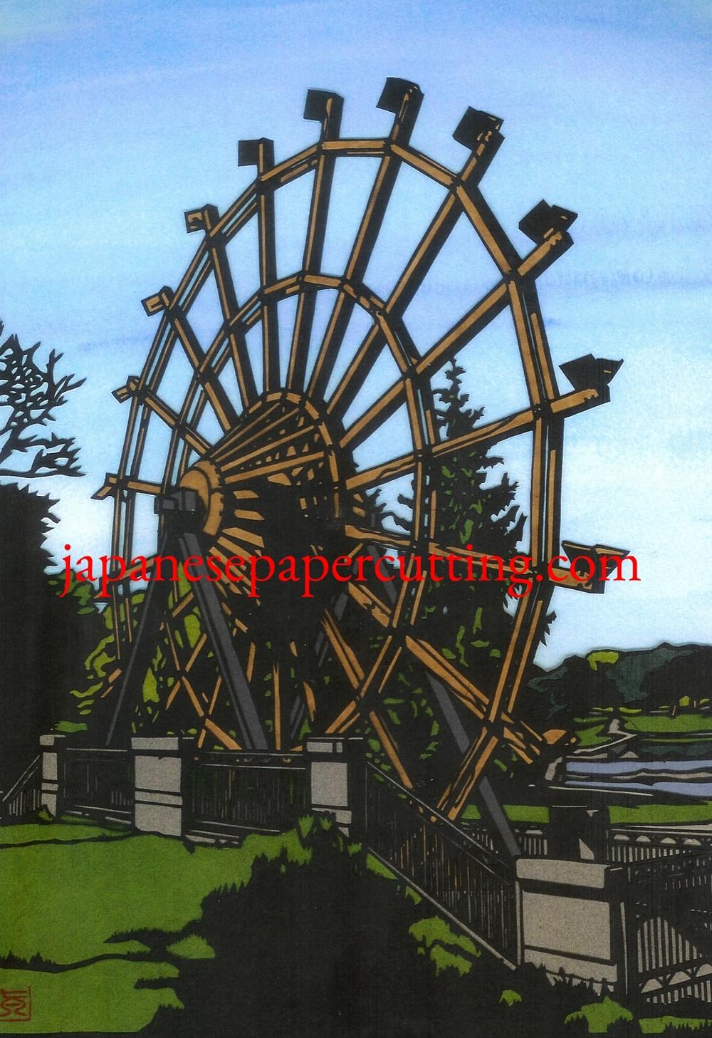 Water Wheel | New Hamburg, Ontario | 2010