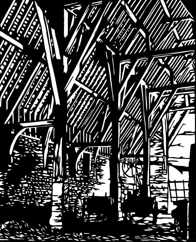 Great Coxwell Barn | 2016