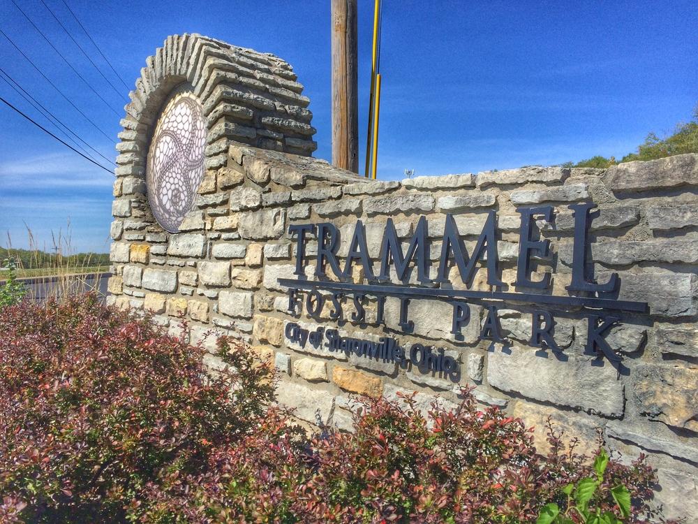 Trammel Fossil Park, Sharonville, Ohio