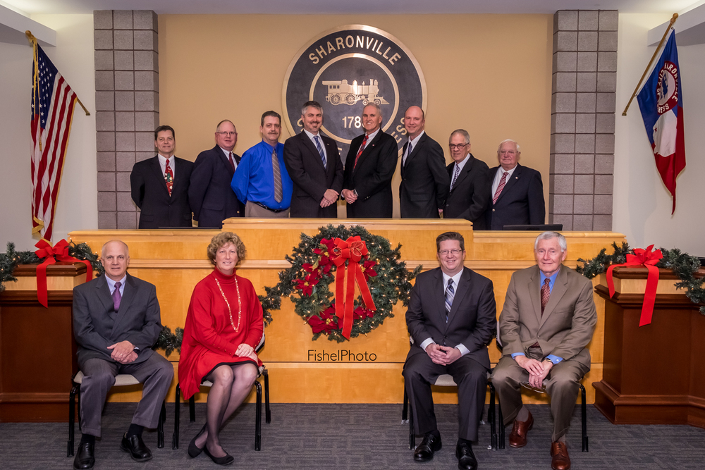 Sharonville City Council 2015