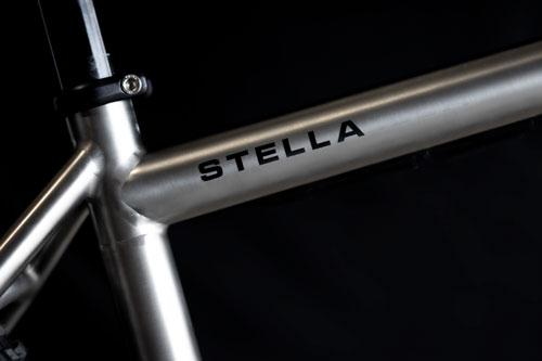 Stella Titanium Mountain Bike 29er / 27plus — Titanium