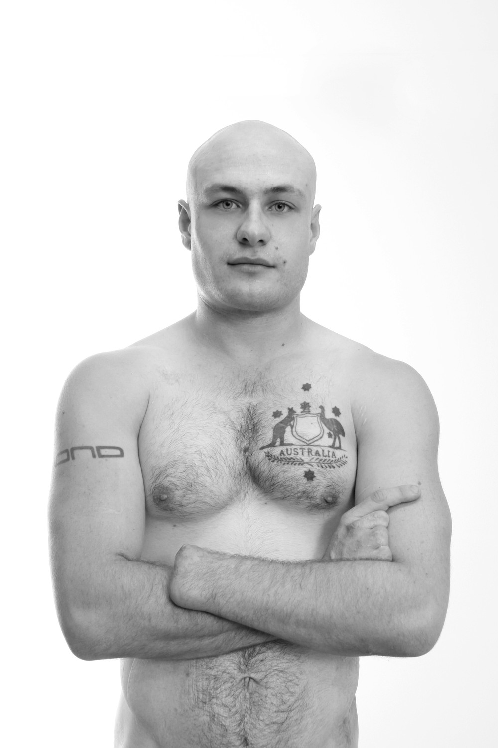 Chris, Leukaemia survivor by Lisa Auger