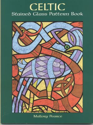 Celtic Stained Glass Designs