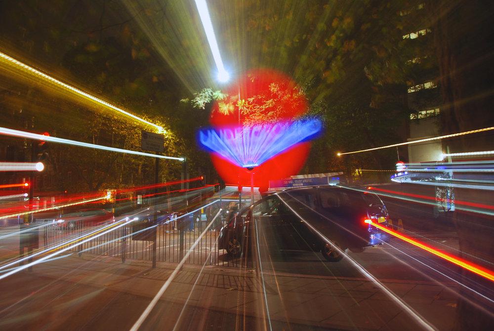 London Underground Rondel