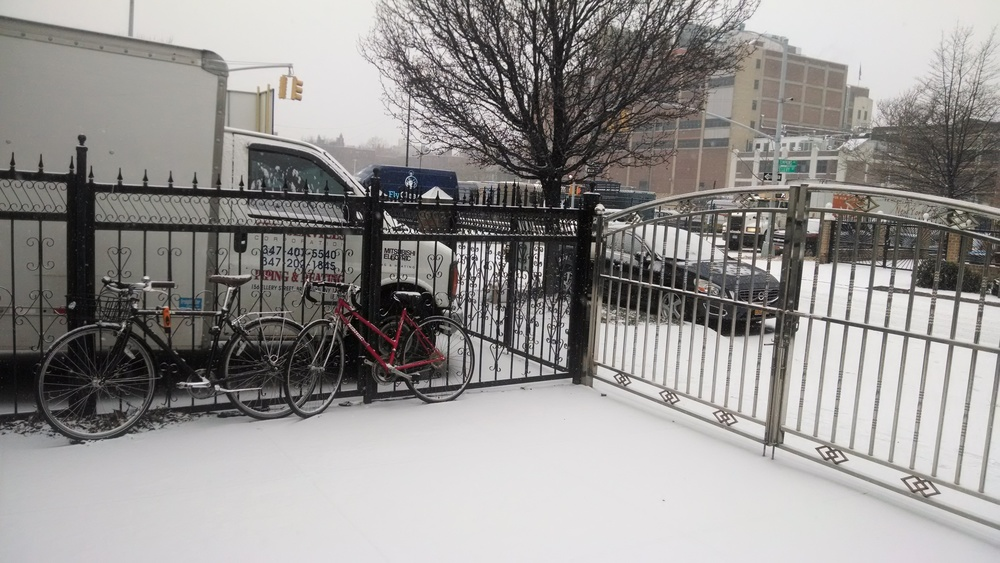 winterbiking