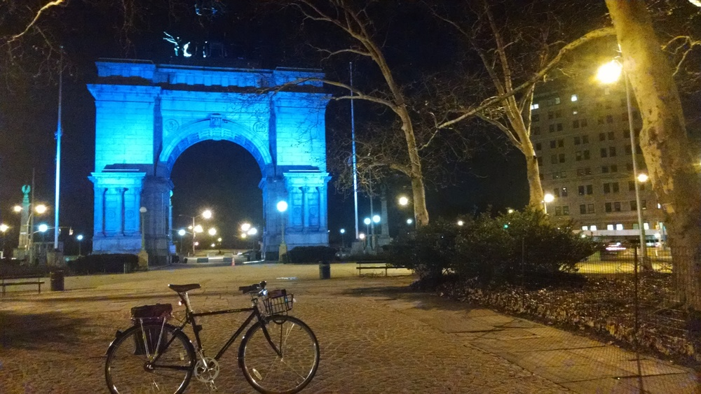 Soldiers' and Sailors' Arch at Grand Army Plaza, Brooklyn