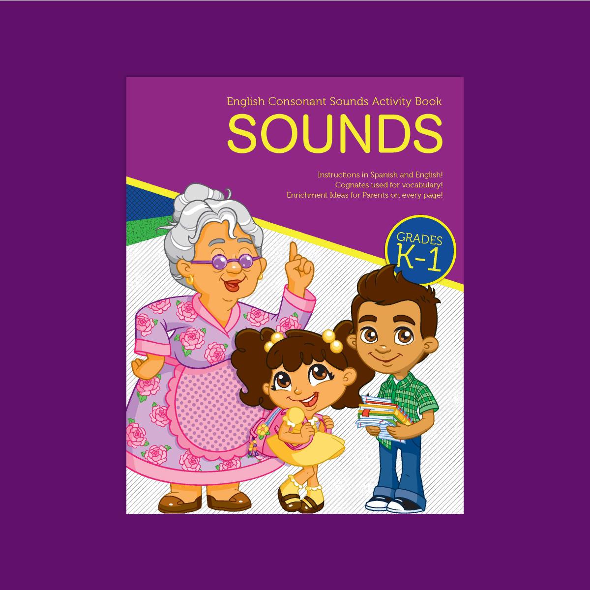 Workbooks workbook in spanish three years : English Consonant Workbook – Digital — A•B•Sí Kids