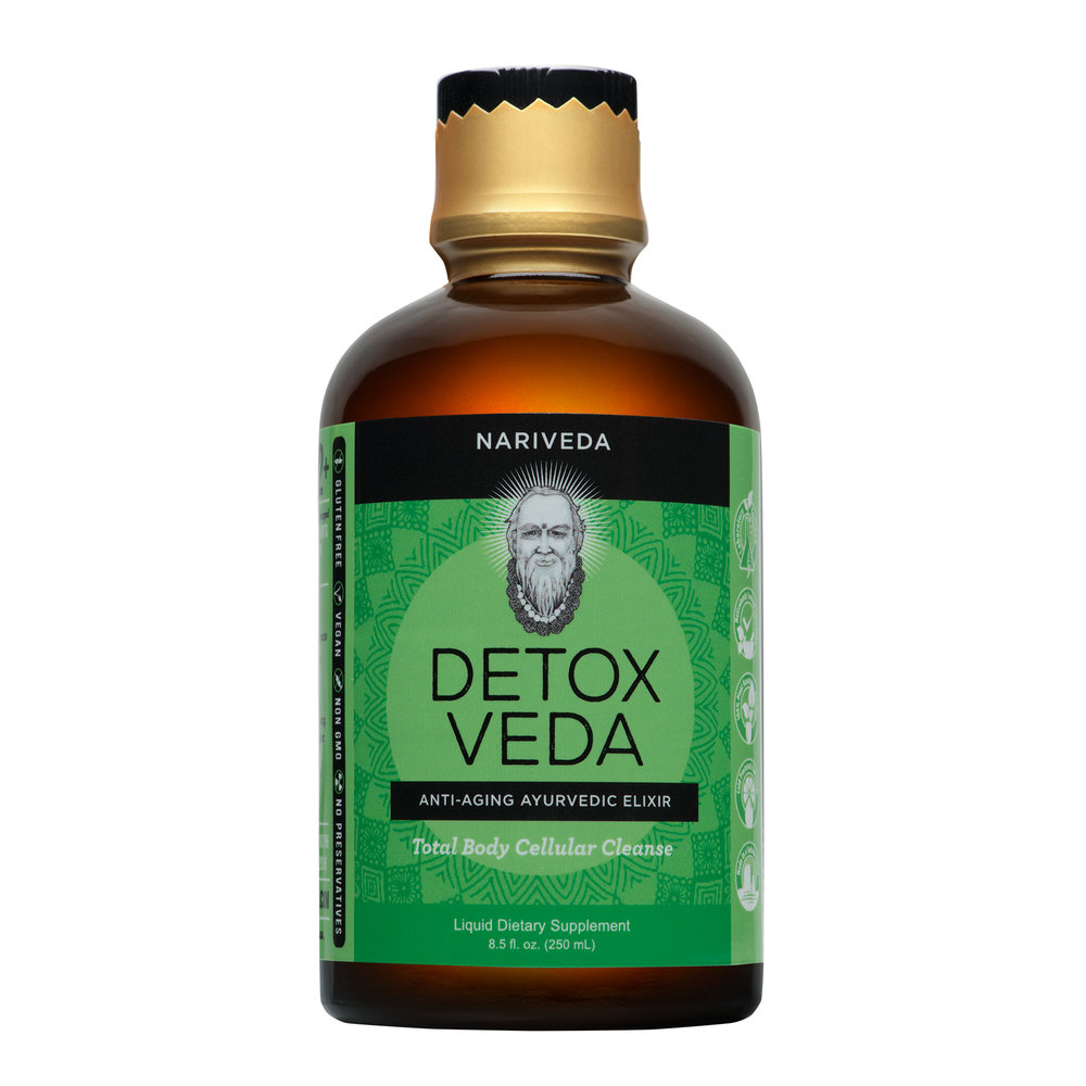 AYURVEDIC DETOX AND CLEANSE    ✓  Promotes Natural Detoxification ✓  Enhances Digestive Health ✓  Healthy Thyroid Function ✓  Improves Healthy Metabolism
