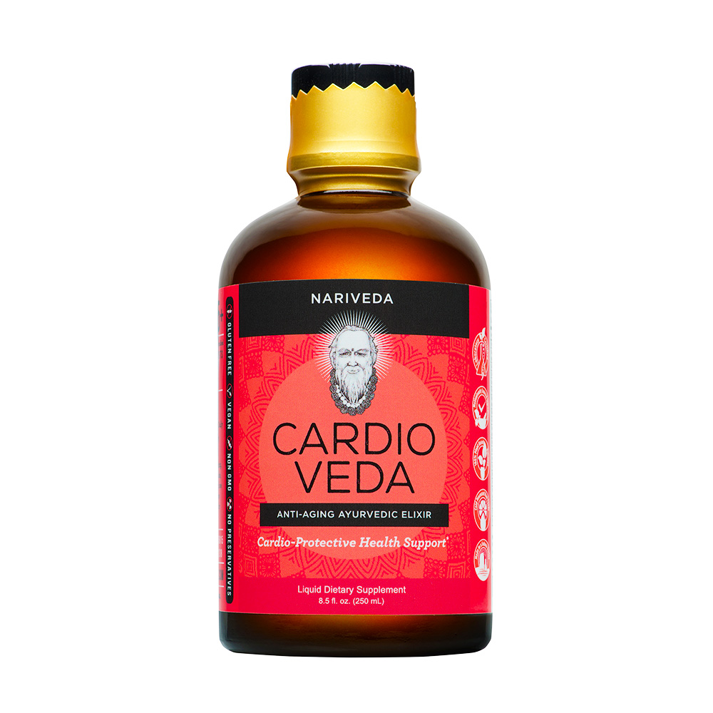 AYURVEDIC HEART HEALTH    ✓  Optimize Blood Lipid Levels ✓  Supports Mitochondria Function ✓  Boosts Immune Function