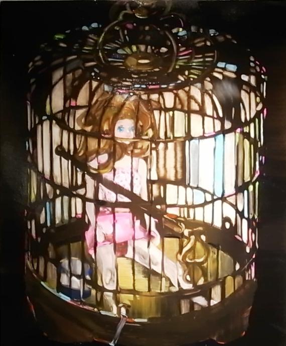 鸟笼 Birdcage