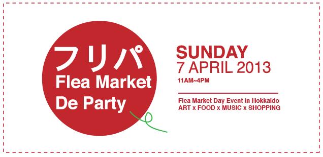 flea market de party