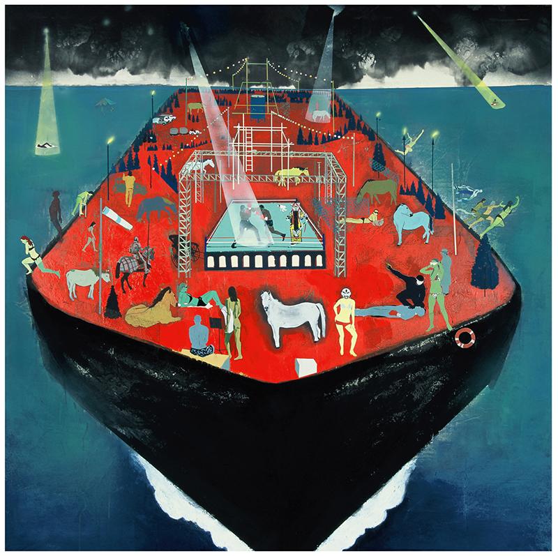 愚人舟  Ship of Fools 1