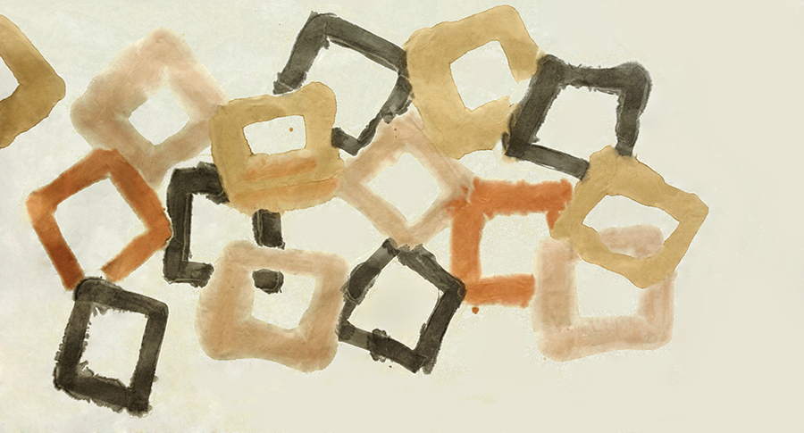 后期方形研究之三 Later Research on Square Form No.3