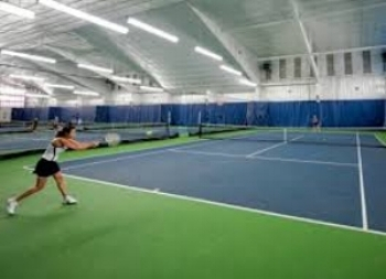 Courts resurfaced thanks to the generosity of many donors.