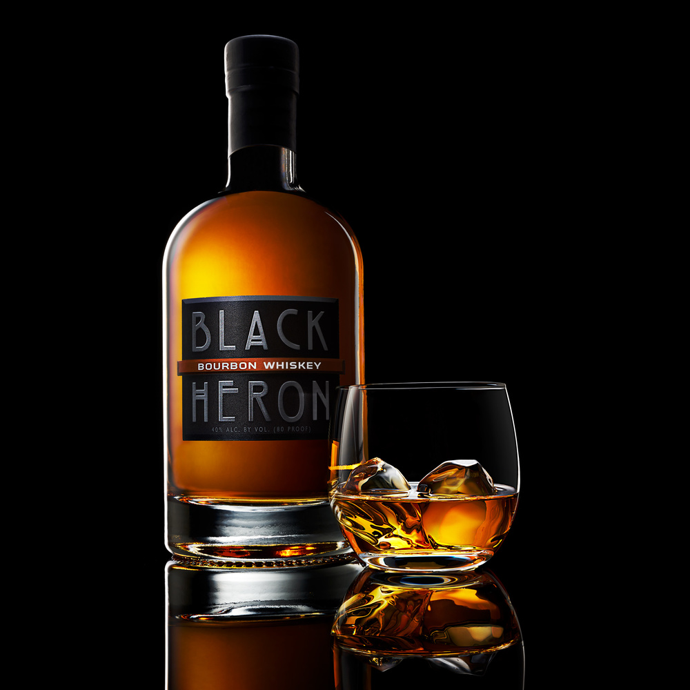 Black Heron Bourbon Whiskey