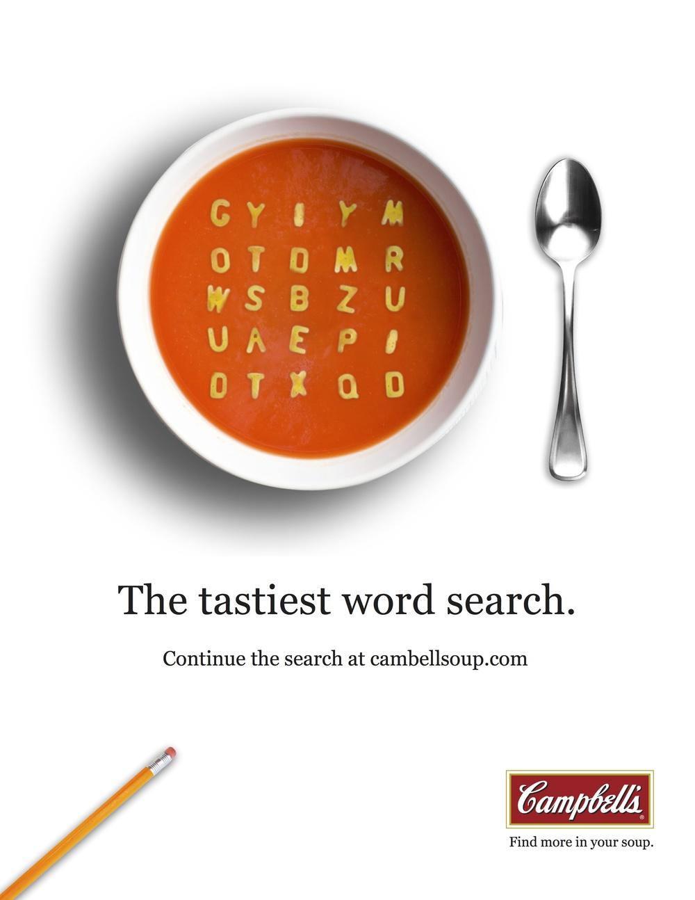 Campbell\'s Alphabet Soup Print — Marissa McEntire