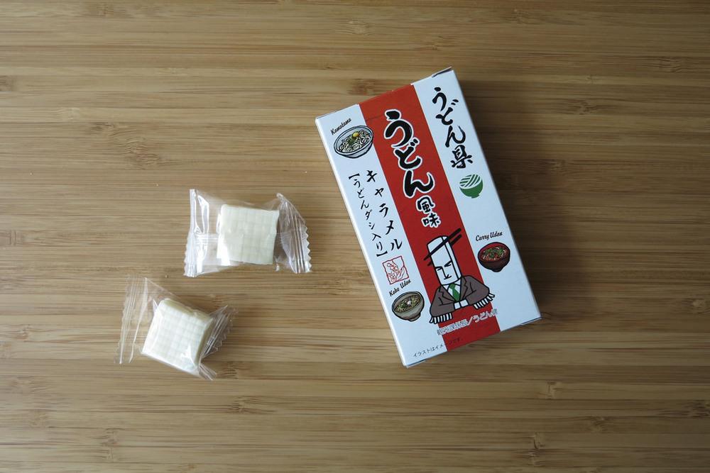 udon caramels