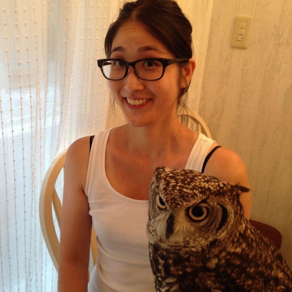 me and owl