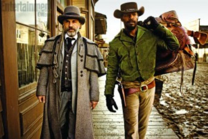 "scene from ""Django Unchained"""