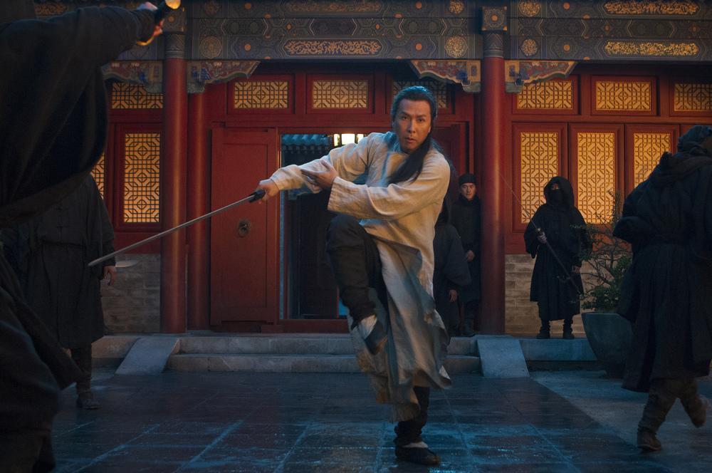 Donnie Yen stars in Netflix's CROUCHING TIGER, HIDDEN DRAGON: THE GREEN LEGEND. Photo credit: Rico Torres for Netflix