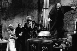 """""""YOUNG FRANKENSTEIN"""" WITH MEL BROOKS"""