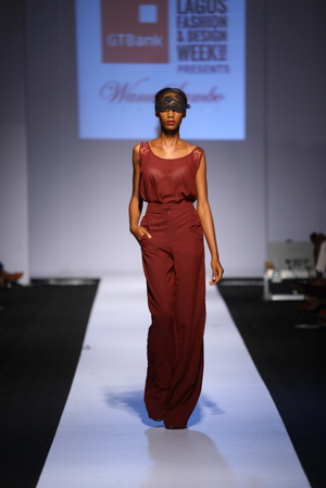 Photo Credits: Kola Oshalusi (Insigna)     © Copyright Lagos Fashion and Design Week