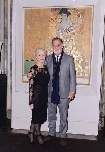 MMS only Private Screening Of The Weinstein Company's Woman In Gold