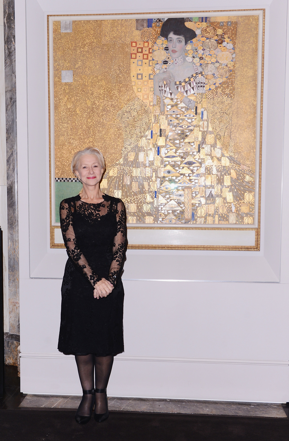 """Private Screening Of The Weinstein Company's """"Woman In Gold"""""""
