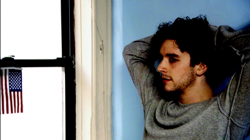 Michael Urie in WTC View. Courtesy of Brian Sloan.