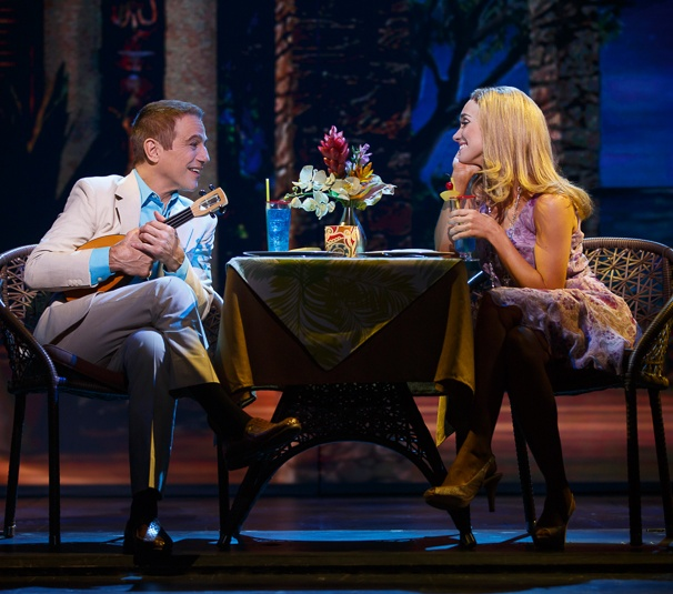 Honeymoon in Vegas - Show photos