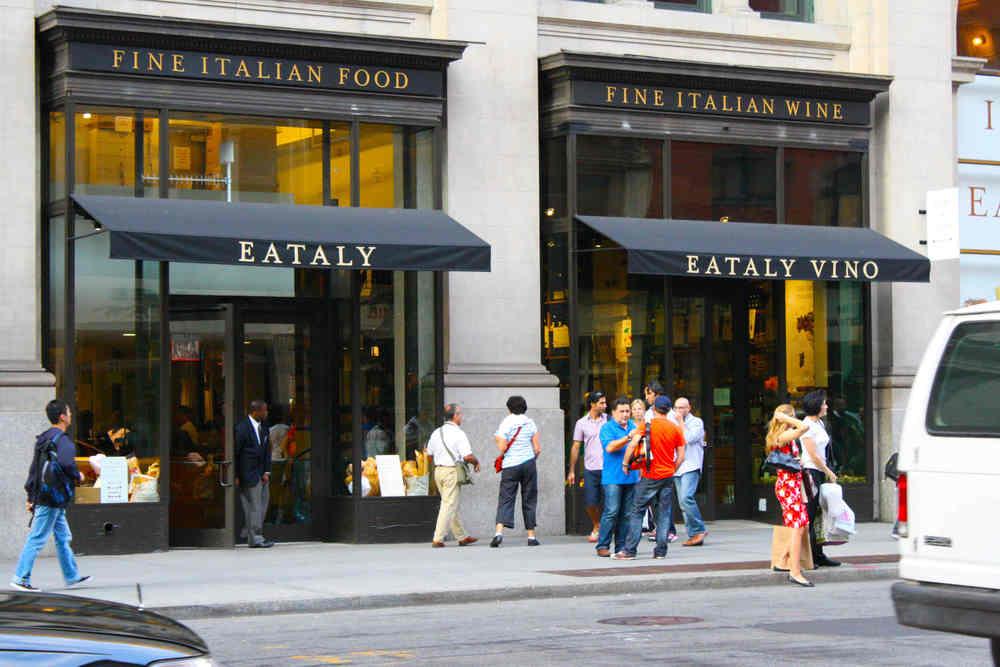 Food Eataly NY