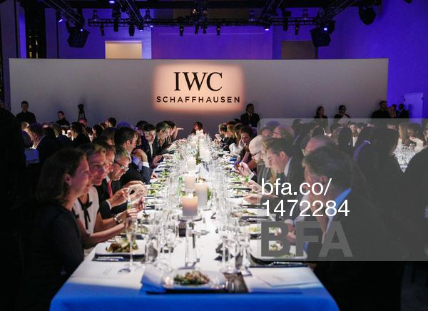IWC Schaffhausen-mosphere, Dinner-mosphere