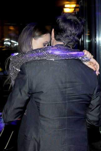 (2) Jason Sudeikis and Olivia Wilde's date night out at the official private after party for Meadowland at PHD in NYC hosted by Bombay Sapphire Gin (Wilde in Dior)