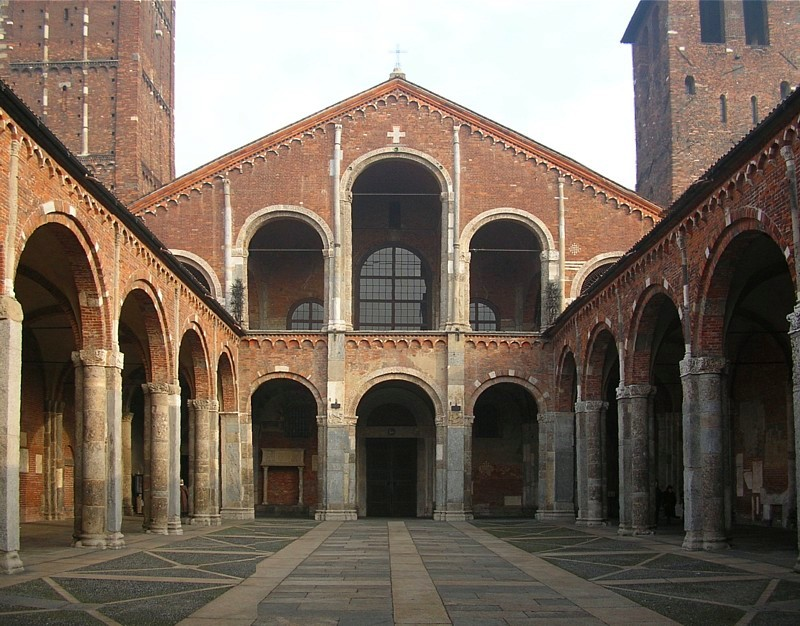 Basilica_Sant_Ambrogio_Milano