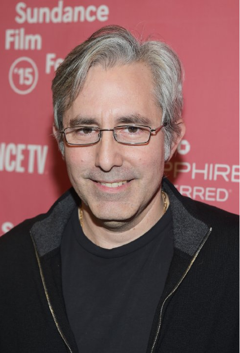 Paul Weitz at event of Grandma (2015)