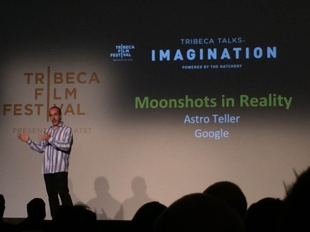 Astro Teller, Captain of Google X