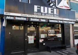 Fuel Grill & Juice Bar