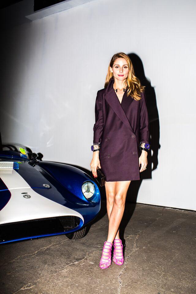 Olivia Palermo, Devin Race Car