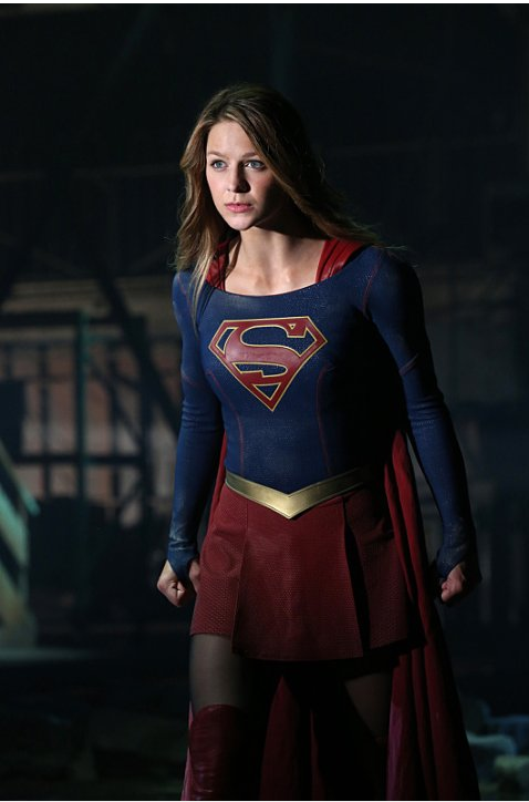 Still of Melissa Benoist in Supergirl