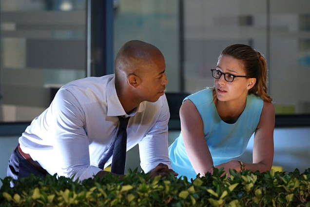 Still of Mehcad Brooks in Supergirl (2015)