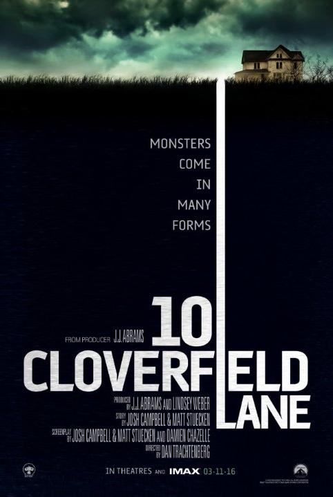 10 Cloverfield Lane (2016)  Image  S ource : IMDb
