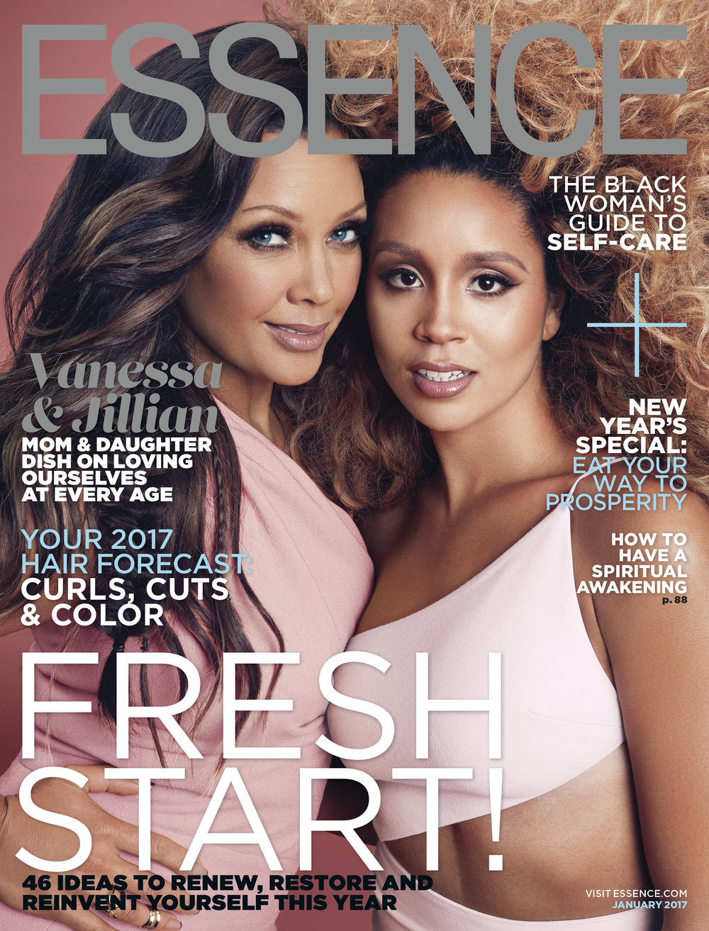 vanessa williams and her gorgeous daughter lion babes jillian hervey in essence